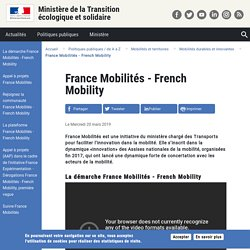 France Mobilités - French Mobility