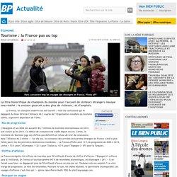 Tourisme : la France pas au top