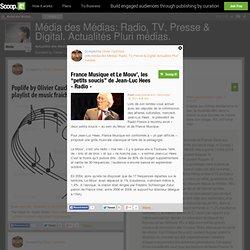 Média des Médias: Radio, TV, Presse & Digital. Actualités Plurimédias.