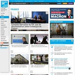 FRANCE : News et actualité en continu