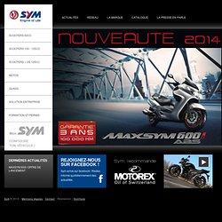 Bienvenue sur le site officiel de SYM FRANCE / Produits / quads