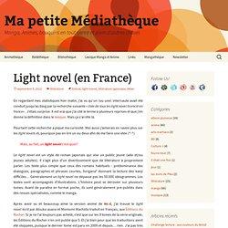 Light novel (en France)