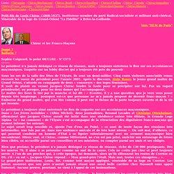 France, politique, Jacques Chirac, Francs-maçons
