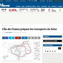 L'Île-de-France prépare les transports du futur