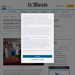 Islam de France: le CFCM présente àl'Elysée un projet de «conseil des imams»