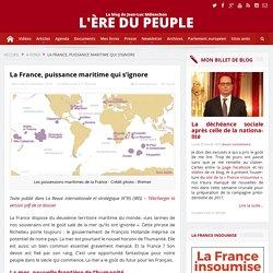 La France, puissance maritime qui s'ignore