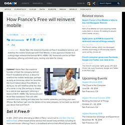 How France's Free will reinvent mobile