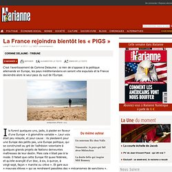 La France rejoindra bientôt les « PIGS »