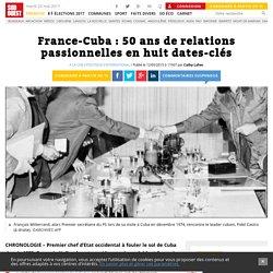 France-Cuba: 50 ans de relations passionnelles en huit dates-clés - Sud Ouest.fr