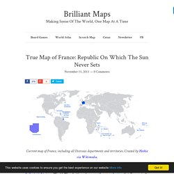 Colonial France: Republic On Which The Sun Never Sets