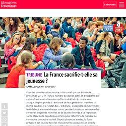 La France sacrifie-t-elle sa jeunesse