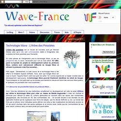 Technologie Wave : L'Arbre des Possibles