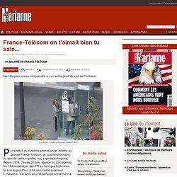 France-Télécom on t'aimait bien tu sais...