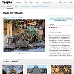 France Best Hotels, Attractions, Reviews and Travel Guide