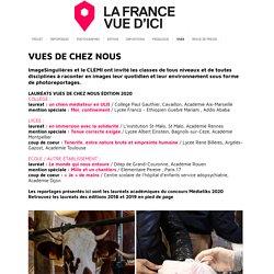 """Exemples de reportages photo lauréats du concours """"Vues de Chez Nous"""""""