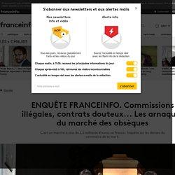ENQUÊTE FRANCEINFO. Commissions illégales, contrats douteux... Les arnaques du marché des obsèques