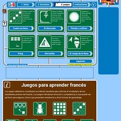 Juegos en francés gratuitos - 10 juegos para aprender en línea gratuitos + repasar francés básico para niños