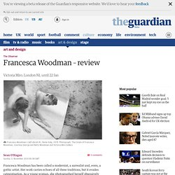 Francesca Woodman – review