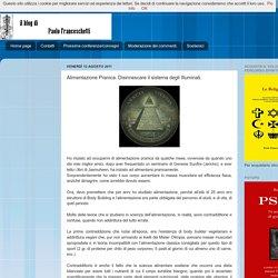 Paolo Franceschetti: Alimentazione Pranica. Disinnescare il sistema degli Illuminati.