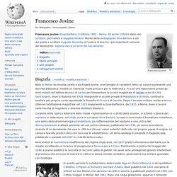 Francesco Jovine