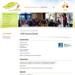LPO Franche-Comté - Graine Bourgogne Franche-Comté