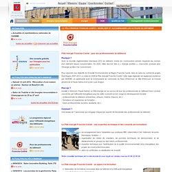 Direction régionale Franche-Comté - pole energie franchecomte mobiliser et accompagner les acteurs du batiment
