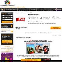 Franchise Orpi - Quand on cherche ORPI trouve ! - Franchise Agences immobilières