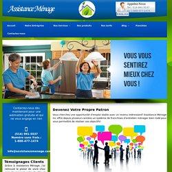 Franchise De Ménage - Franchises D'Entretienménagerrésidentiel