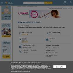 Franchise Pulsat dans Franchise Électroménager