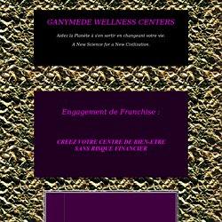 FRANCHISE GANYMEDE CENTERS