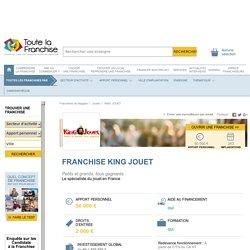 Franchise King jouet dans Franchise Jouets