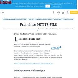 Franchise PETITS-FILS - le Parisien