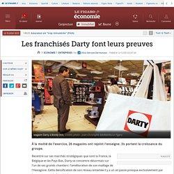 Les franchisés Darty font leurs preuves