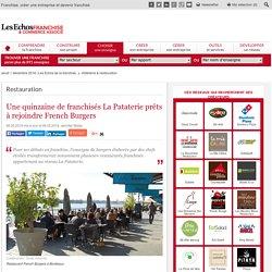 Des franchisés La Pataterie prêts à rejoindre French Burgers