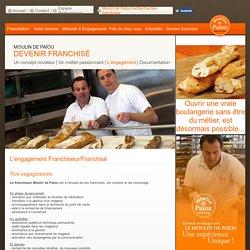 Moulin de Païou : franchiseur boulanger pour ouvrir une boulangerie