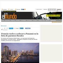 Francia vuelve a colocar a Panamá en la lista de paraísos fiscales