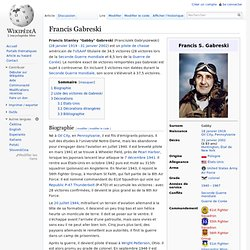 Francis Gabreski