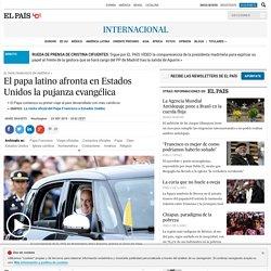 Francisco: El papa latino afronta en Estados Unidos la pujanza evangélica