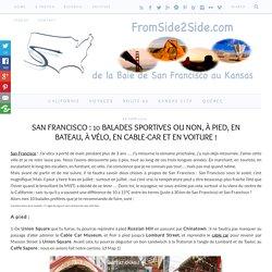 San Francisco : 10 balades sportives ou non