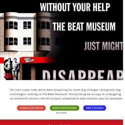 Kerouac.com - The source for all your Beat Generation needs.