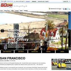 San Francisco California Tours