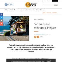 San Francisco, métropole inégale