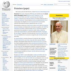 Francisco (papa)
