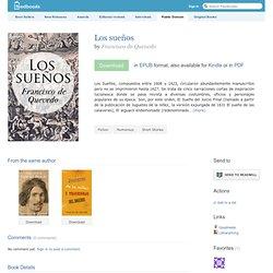 Los sueños - Francisco de Quevedo