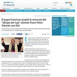 """El papa Francisco aceptó la renuncia del """"obispo del lujo"""" alemán Franz-Peter Tebartz-van Elst"""