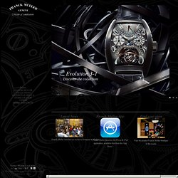 Franck Muller Official Website
