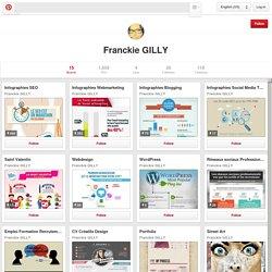 Infographies sur les réseaux sociaux professionnels (en français)