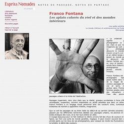 Franco Fontana - espritsnomades.com