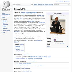 François Elie