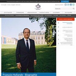 François Hollande - Biographie